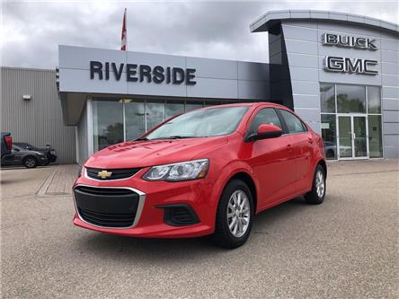 2018 Chevrolet Sonic LT Auto (Stk: 4133A) in Prescott - Image 1 of 14