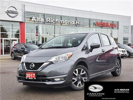 2017 Nissan Versa Note 1.6 SR (Stk: RY19V017A) in Richmond Hill - Image 1 of 22