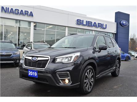2019 Subaru Forester 2.5i Limited (Stk: Z1588) in St.Catharines - Image 1 of 27