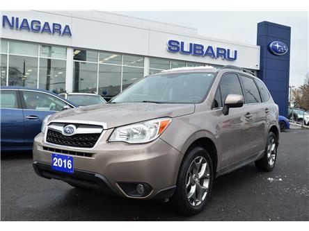 2016 Subaru Forester 2.5i Limited Package (Stk: S4904A) in St.Catharines - Image 1 of 17