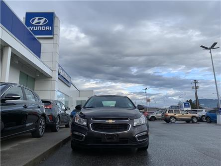 2015 Chevrolet Cruze 1LT (Stk: HA7-3435A) in Chilliwack - Image 2 of 11