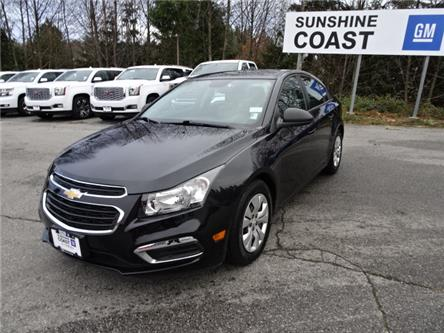 2016 Chevrolet Cruze Limited 2LS (Stk: EJ574990A) in Sechelt - Image 1 of 17
