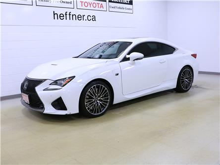 2015 Lexus RC F Base (Stk: 197364) in Kitchener - Image 1 of 31
