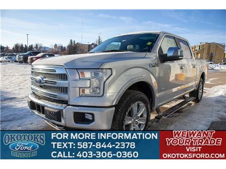 2015 Ford F-150 Platinum (Stk: B81538) in Okotoks - Image 1 of 21