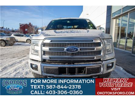 2015 Ford F-150 Platinum (Stk: B81538) in Okotoks - Image 2 of 21