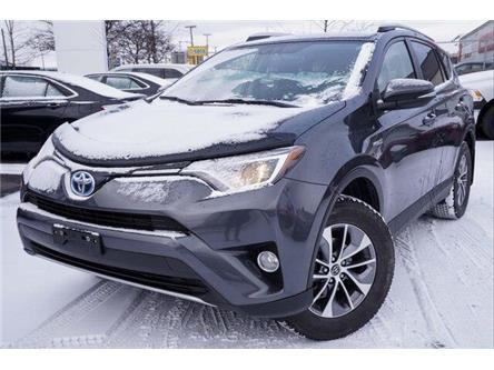 2016 Toyota RAV4 Hybrid XLE (Stk: 27936A) in Ottawa - Image 1 of 9