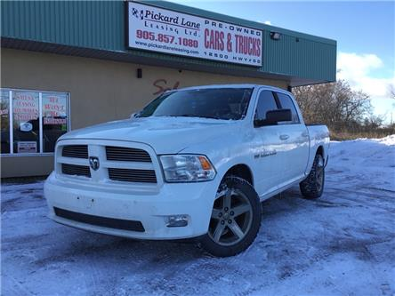 2011 Dodge Ram 1500 Sport (Stk: BS653053) in Bolton - Image 1 of 17