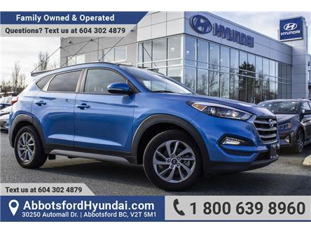 2018 Hyundai Tucson SE 2.0L (Stk: AH8974) in Abbotsford - Image 1 of 24