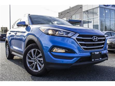2018 Hyundai Tucson SE 2.0L (Stk: AH8974) in Abbotsford - Image 2 of 24