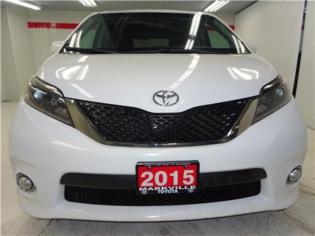 2015 Toyota Sienna SE 8 Passenger (Stk: 36808U) in Markham - Image 2 of 29