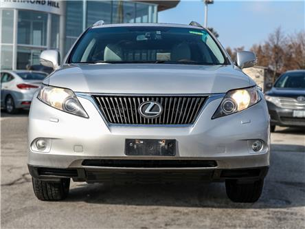 2010 Lexus RX 350 Base (Stk: 12641G) in Richmond Hill - Image 2 of 18