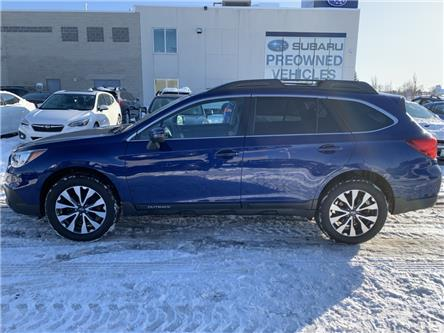 2017 Subaru Outback 2.5i Limited (Stk: 20SB148A) in Innisfil - Image 2 of 12