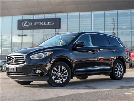2014 Infiniti QX60 Base (Stk: 12627G) in Richmond Hill - Image 1 of 25