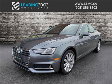 2019 Audi A4  (Stk: 17028) in Woodbridge - Image 1 of 20