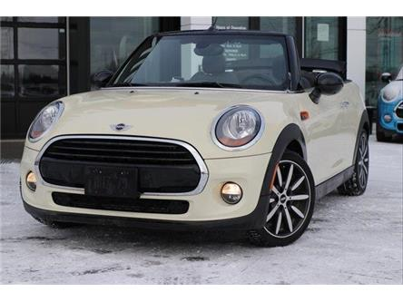 2017 MINI Convertible Cooper (Stk: P1870A) in Ottawa - Image 1 of 10