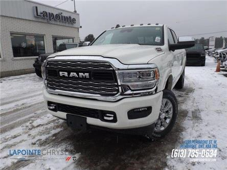 2019 RAM 2500 Limited (Stk: 19470) in Pembroke - Image 1 of 30