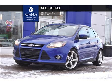 2013 Ford Focus Titanium (Stk: A0120) in Ottawa - Image 1 of 28