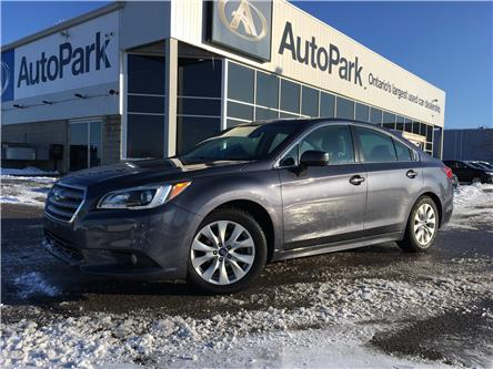 2016 Subaru Legacy 2.5i Touring Package (Stk: 16-14858MB) in Barrie - Image 1 of 26