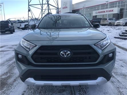 2019 Toyota RAV4 Trail (Stk: 2994) in Cochrane - Image 2 of 20