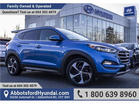 2016 Hyundai Tucson Limited (Stk: AH8977) in Abbotsford - Image 1 of 24