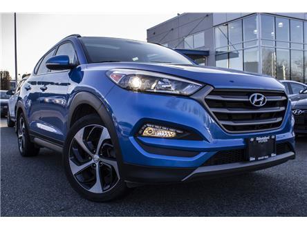 2016 Hyundai Tucson Limited (Stk: AH8977) in Abbotsford - Image 2 of 24