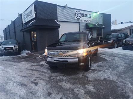2011 Chevrolet Silverado 1500 LT (Stk: ) in Winnipeg - Image 1 of 14