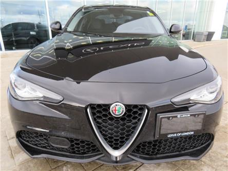 2017 Alfa Romeo Giulia Base (Stk: QL057) in London - Image 2 of 24