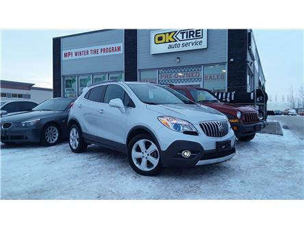 2015 Buick Encore Leather (Stk: P618) in Brandon - Image 2 of 27