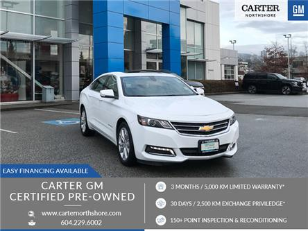 2019 Chevrolet Impala 1LT (Stk: 973220) in North Vancouver - Image 1 of 28