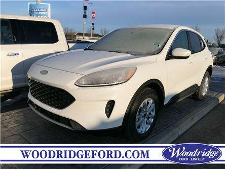2020 Ford Escape SE (Stk: L-70) in Calgary - Image 1 of 5