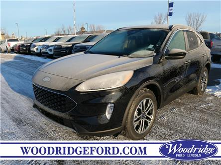 2020 Ford Escape SEL (Stk: L-84) in Calgary - Image 1 of 5