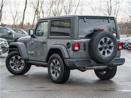 2019 Jeep Wrangler Sport (Stk: 802783) in St. Catharines - Image 2 of 22