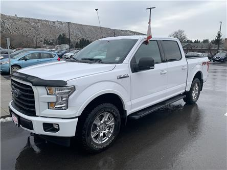 2017 Ford F-150 XLT (Stk: T19349A) in Kamloops - Image 1 of 23