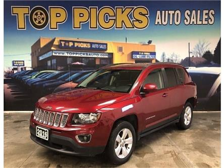 2016 Jeep Compass Sport/North (Stk: 729162) in NORTH BAY - Image 1 of 25