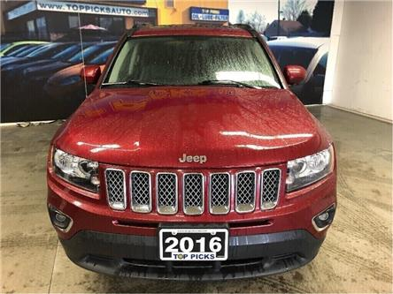 2016 Jeep Compass Sport/North (Stk: 729162) in NORTH BAY - Image 2 of 25