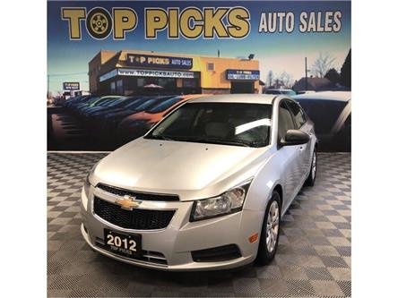 2012 Chevrolet Cruze LS (Stk: 357694) in NORTH BAY - Image 1 of 24