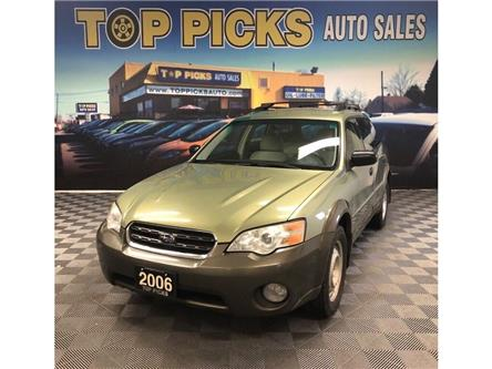 2006 Subaru Outback 2.5i (Stk: 310259) in NORTH BAY - Image 1 of 25