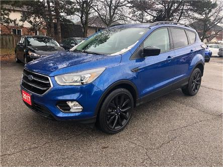 2017 Ford Escape SE| Back up cam| Navi| Panoramic roof| Loaded! (Stk: 5525) in Stoney Creek - Image 2 of 24