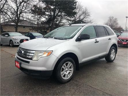 2010 Ford Edge Heated seats | $65 Weekly (oac) |  Fwd | Alloys (Stk: 5376A) in Stoney Creek - Image 2 of 20