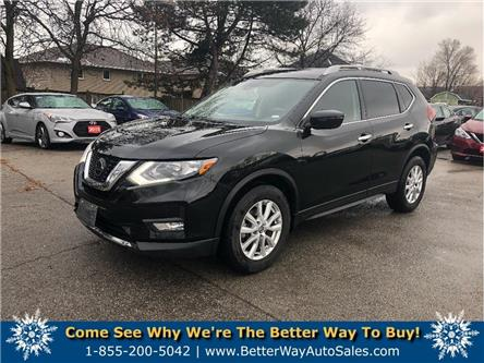 2019 Nissan Rogue SV | AWD |PANO ROOF | BLUETOOTH |BACKUP CAM (Stk: 5558) in Stoney Creek - Image 1 of 23