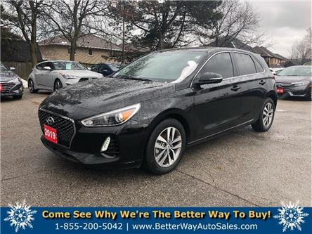 2019 Hyundai Elantra GT Preferred|back up cam| heated seats|loaded (Stk: 5545) in Stoney Creek - Image 1 of 23