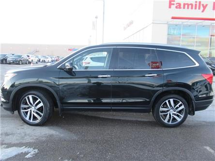 2017 Honda Pilot 4WD 4dr Touring | LEATHER | RARE COLOUR! | LOW KMS (Stk: 504055I) in Brampton - Image 2 of 30