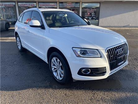 2017 Audi Q5 PROGRESSIV | NAVI | PANO | B/U CAM | LOW KM (Stk: P12860) in Oakville - Image 2 of 21