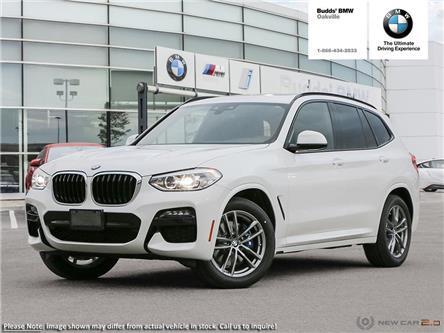 2020 BMW X3 xDrive30i (Stk: T718529) in Oakville - Image 1 of 10