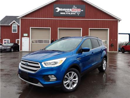 2017 Ford Escape SE (Stk: 21467) in Dunnville - Image 1 of 30