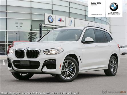 2020 BMW X3 xDrive30i (Stk: T603333) in Oakville - Image 1 of 24