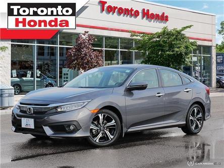 2018 Honda Civic Sedan Touring (Stk: 39789) in Toronto - Image 1 of 28