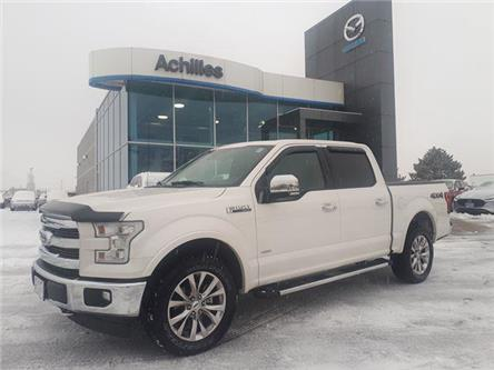 2017 Ford F-150 Lariat (Stk: H1961A) in Milton - Image 1 of 11