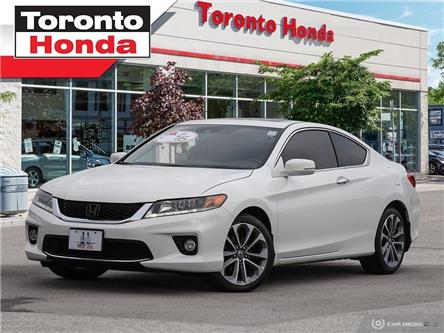 2015 Honda Accord Coupe EX-L (Stk: 39550) in Toronto - Image 1 of 27