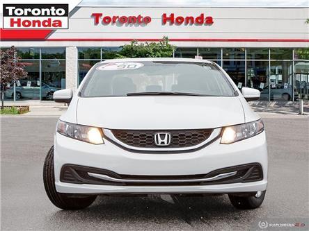 2014 Honda Civic Sedan LX (Stk: 39754A) in Toronto - Image 2 of 27
